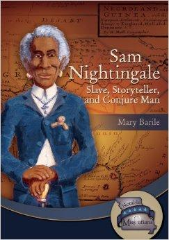 Same Nightingale is the subject of Mary Barile's latest book for children.