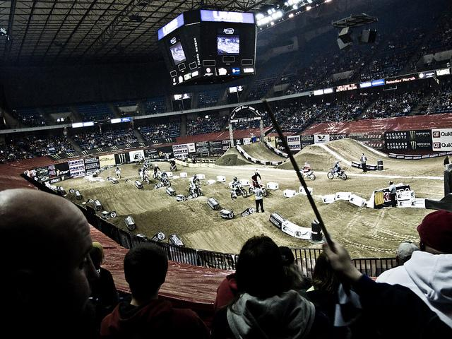 Arenacross at Kemper Arena in Kansas City
