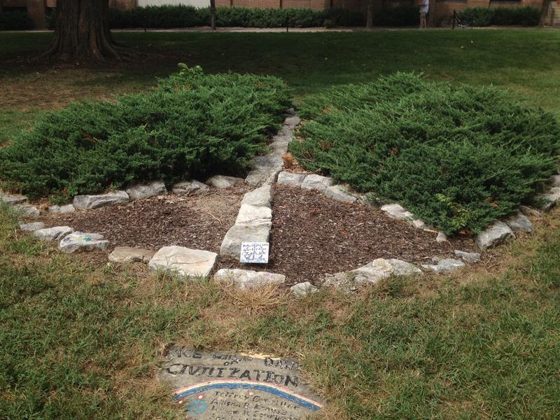 Peace Park memorial