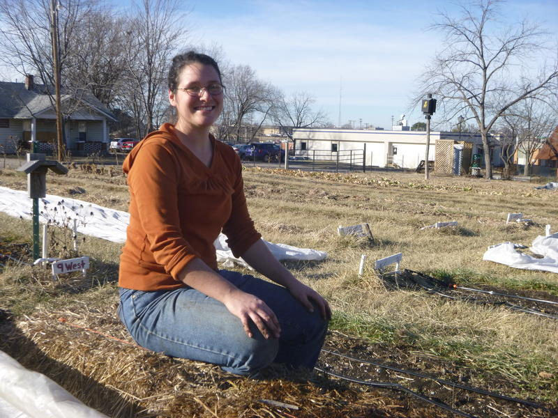Carrie Hargrove hosts the occasional KBIA segment Farm Your Yard. In this week's episode she discusses how to build, plant and maintain your own cold frame.