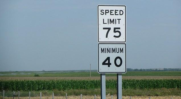 State senators want to increase Florida's speed limit to 75 mph ...