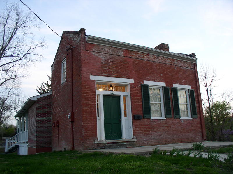 After restoration, Lexington's Jacob Price Home was honored by Missouri Preservation with a 'Preserve Missouri Award.' The owner used State of Missouri Historic Preservation Tax Credits to make the project more financially feasible.