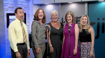The Church Basement Ladies (and Todd Davison)