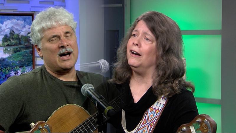 Dave Para & Cathy Barton