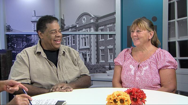 Glover Brown and Rhonda Sweet