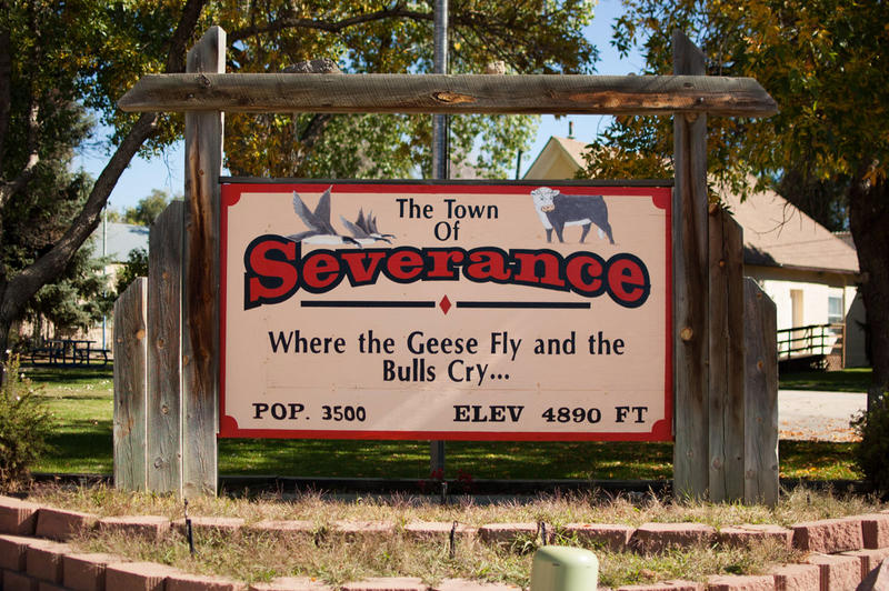 Rocky Mountain Oysters are of such importance to the town of Severance, Colorado, the welcome sign to town boasts of bulls crying.