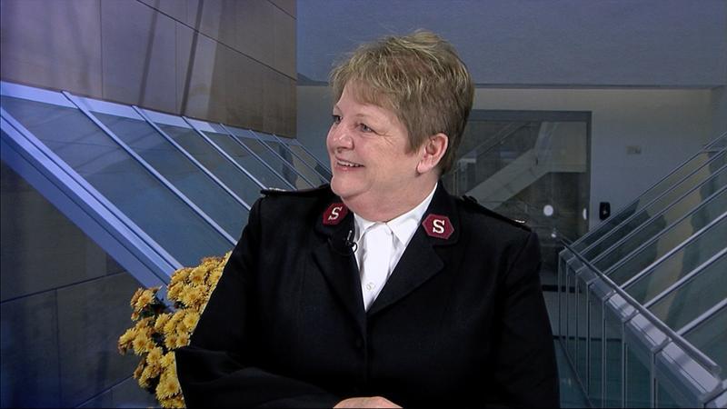 Major Nancy Holloway