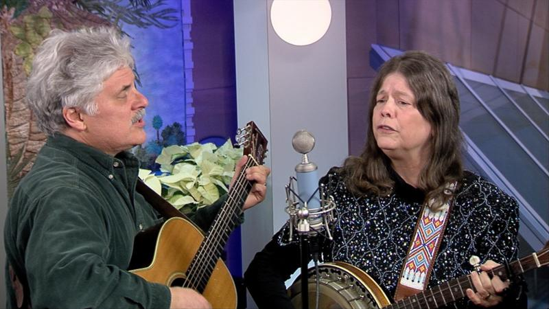 Dave Para and Cathy Barton