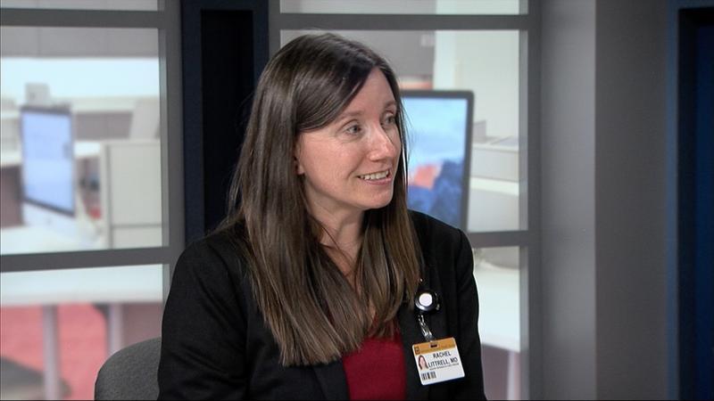 Rachel Littrell, MD