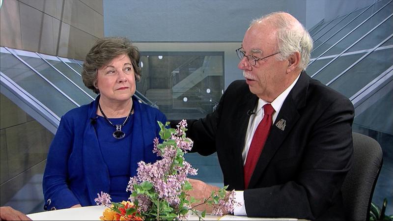 Nancy Thomas and Joe Weston