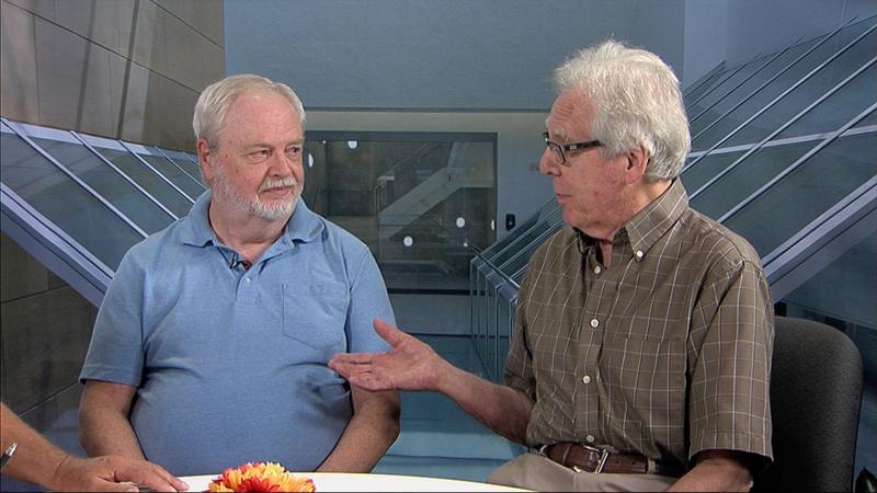 Joe Geist and Gary Cadwallader