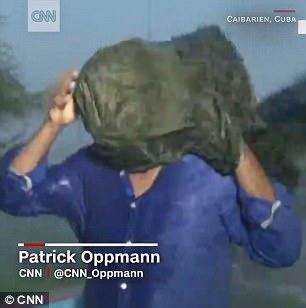CNN's Patrick Oppmann reports on Hurricane Irma from Cuba.