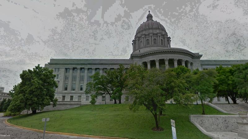 Missouri State Capitol.