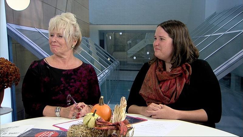 Gail Humphries Mardirosian and Lindsey King