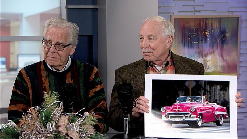Joe Geist and Jerry Benner