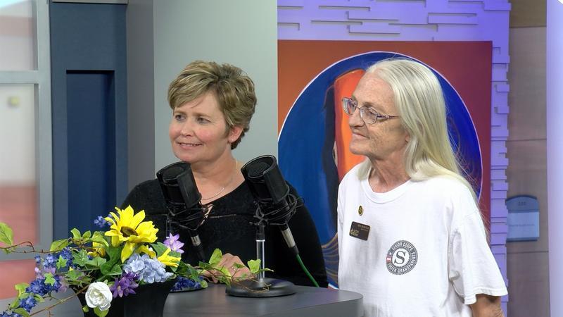Kim Shelmadine and Ann Anderson
