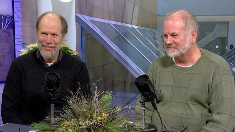 Randy Schilb and Kevin Scantlan