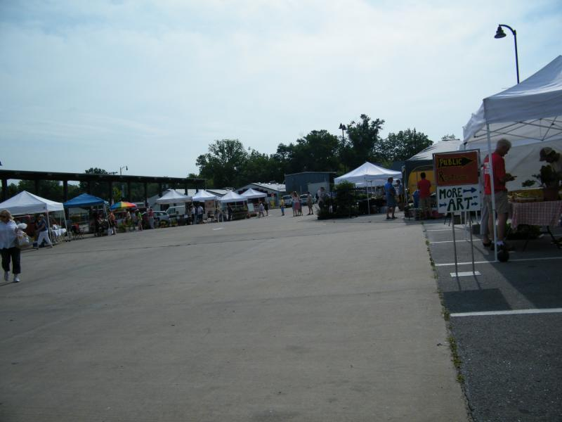 North Village Arts District Farmers and Artisans Market