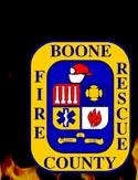 Boone County Fire Department logo