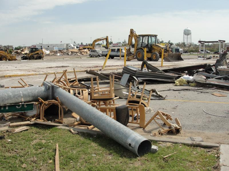 161 people were killed by the May 2011 tornado in Joplin.