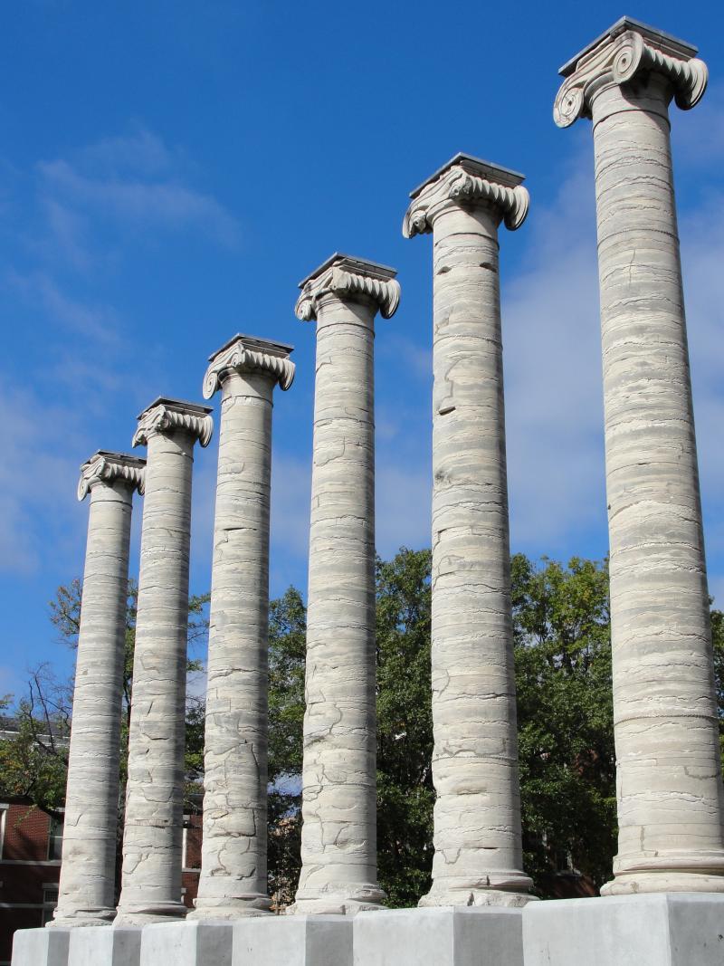 Francis Quad Columns