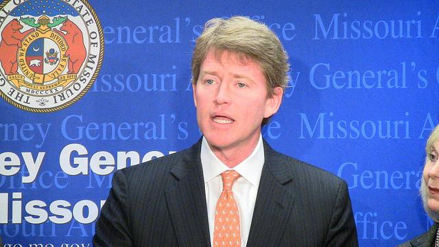 Democratic Missouri Attorney General Chris Koster reports raising more than $890,000 for his re-election campaign during the past three months.