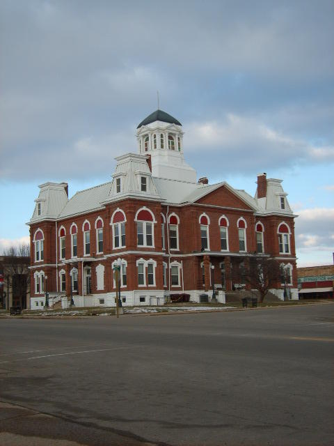 Morgan County Capitol Building