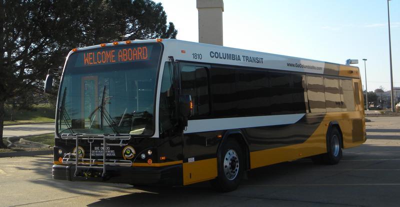 Columbia bus