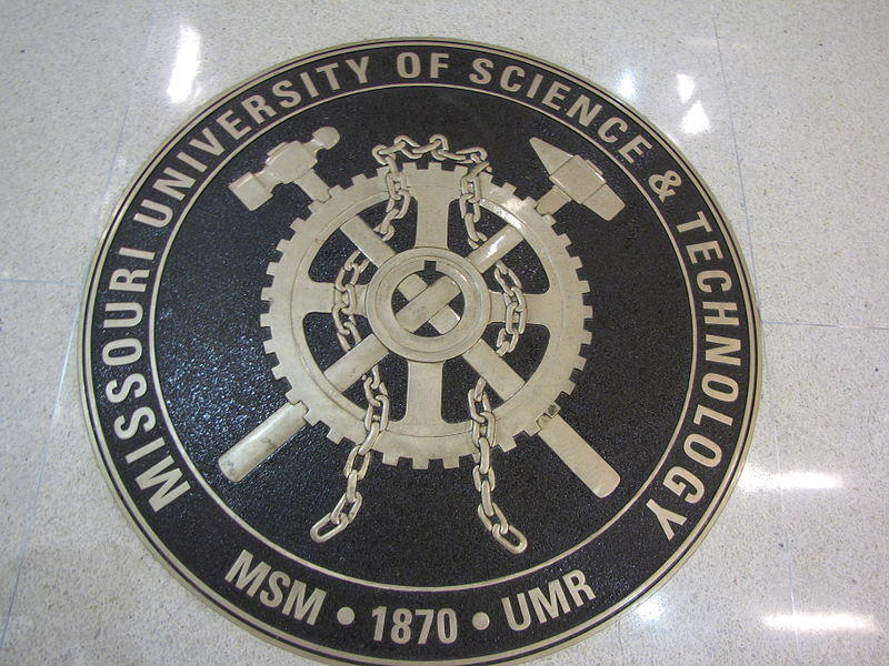Missouri S&T seal