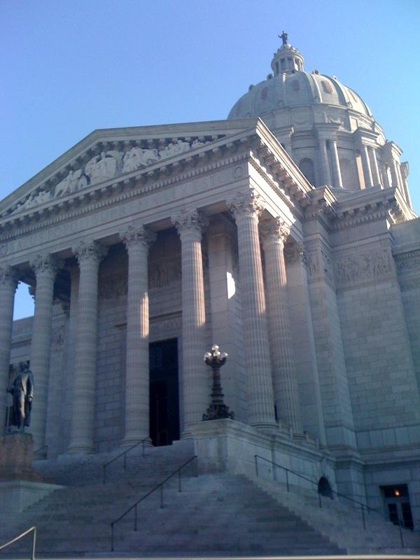 Missouri senators endorsed legislation restricting public contracts for investors in Iran on Wednesday, March 7, 2012.
