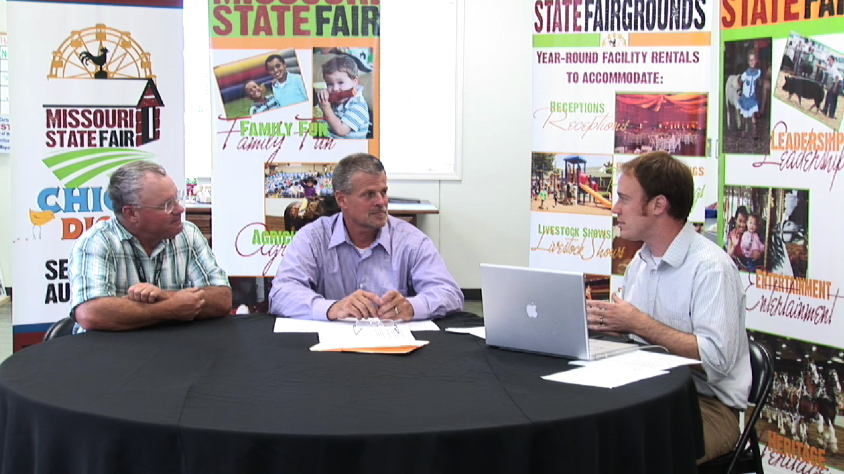 Mo State Fair Director Responds To Rodeo Clown Incident