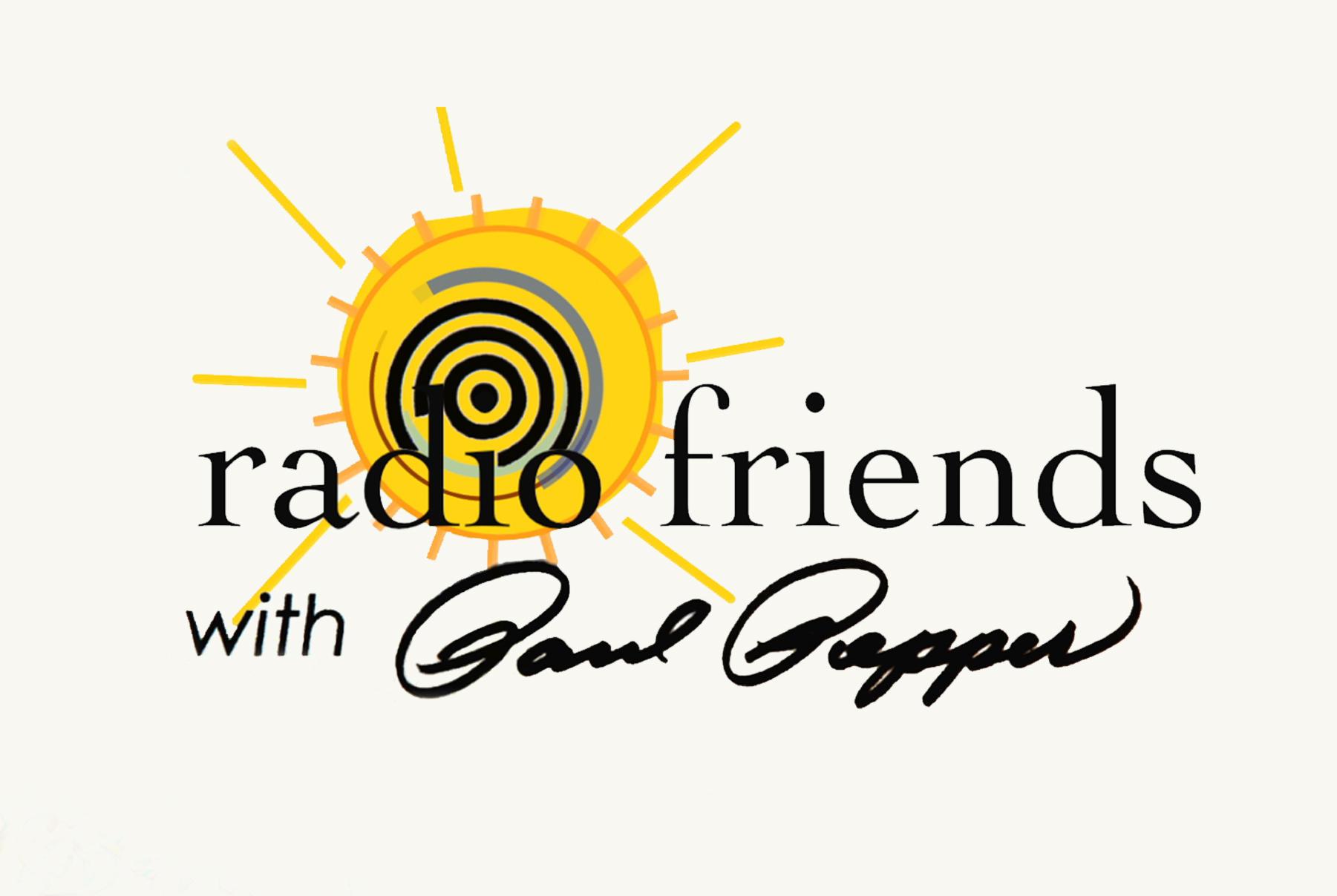 radio friends with paul pepper kbia