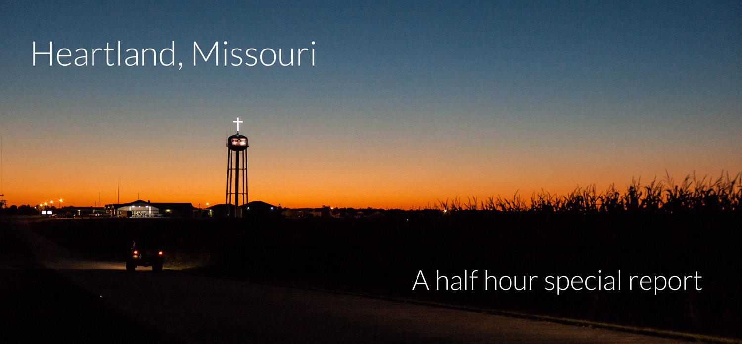 What is the time in missouri