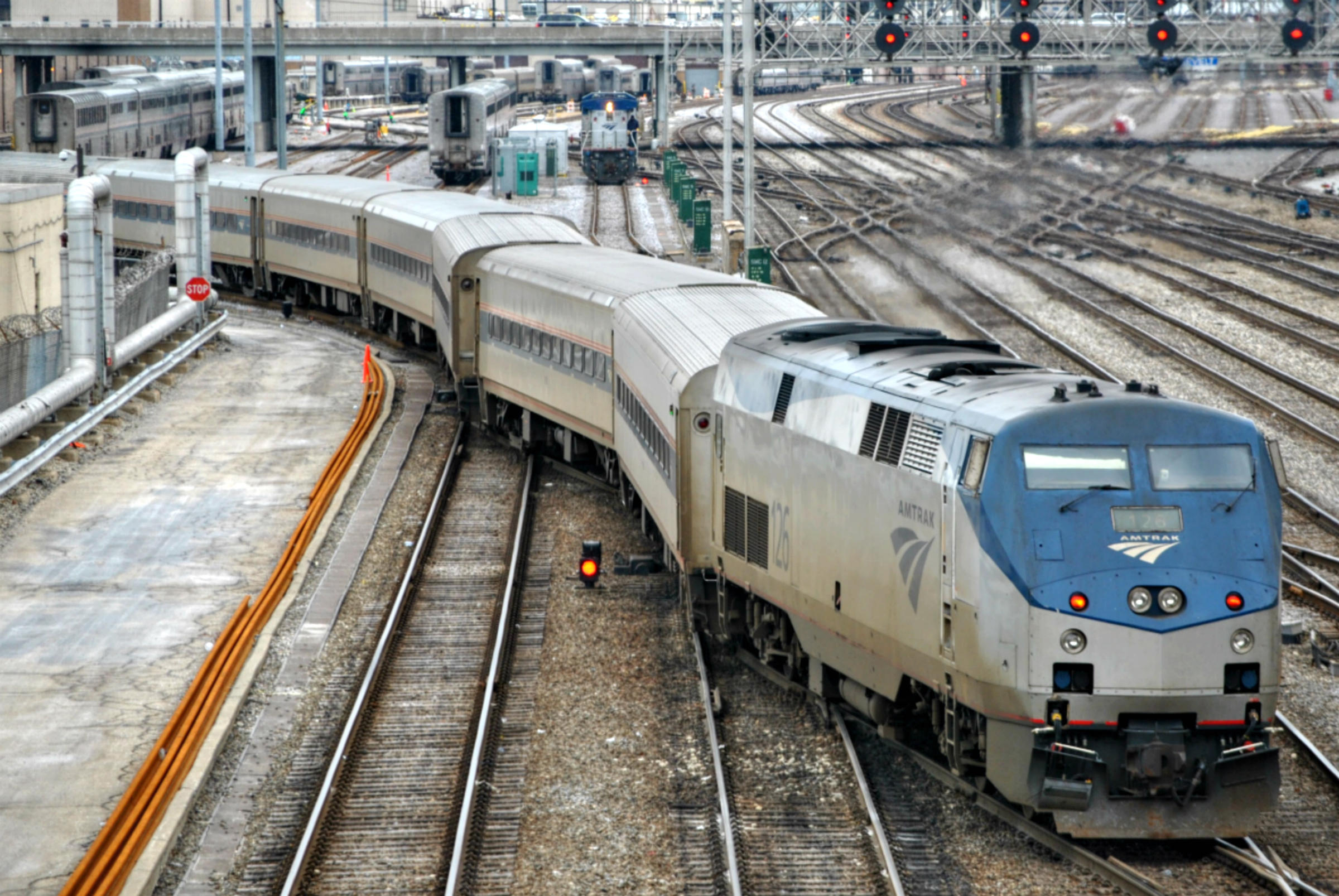 Amtrak Reaches Tenative Plan To Keep Service In Kansas And