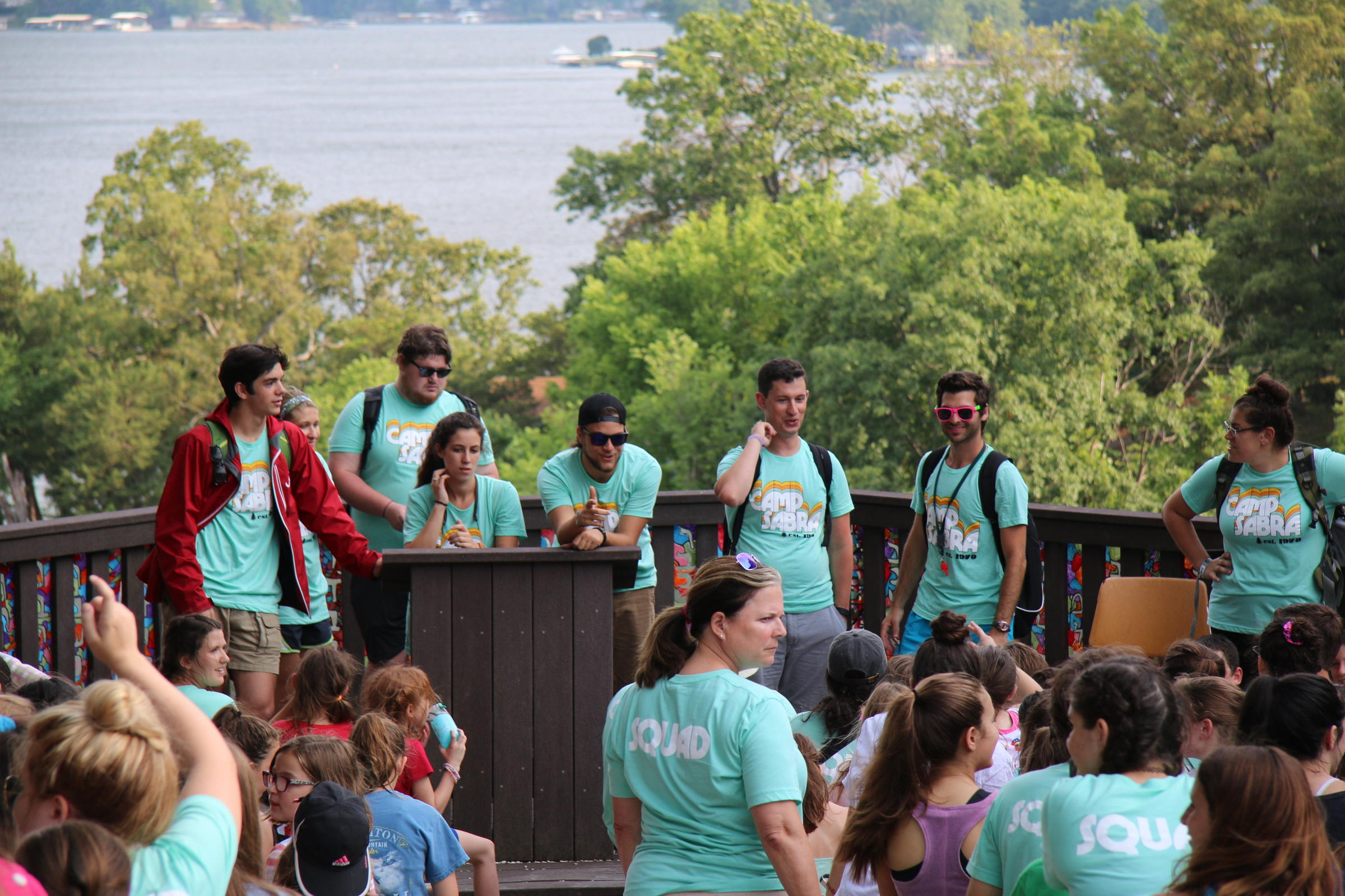 What does a Camp Counselor do?