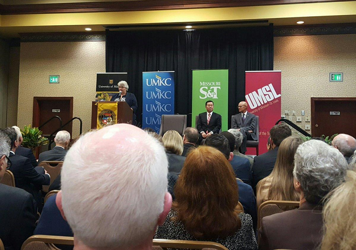 University of Missouri set to name new system president
