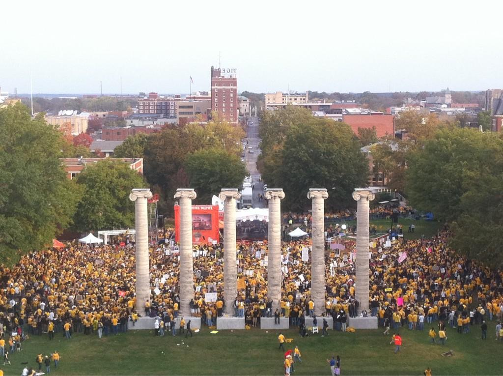 University of Missouri to cut 400 positions amid budget woes