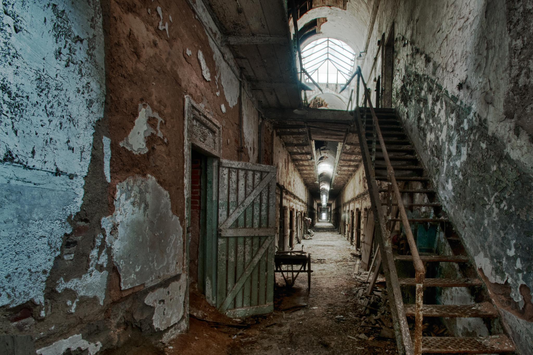 Philadelphia Penitentiary Ghost Tour