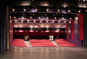 Cal Poly's Alex and Faye Spanos Theater