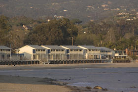 The Miramar Hotel on the South Coast of Santa Barbara County has seen better days, and may again soon in a scaled down version of its former glory.
