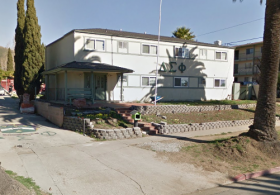San Luis Obispo Police say the Delta Sigma Phi fraternity house was robbed at gunpoint back on August 10, 2014.