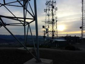 View from KCBX Transmitter