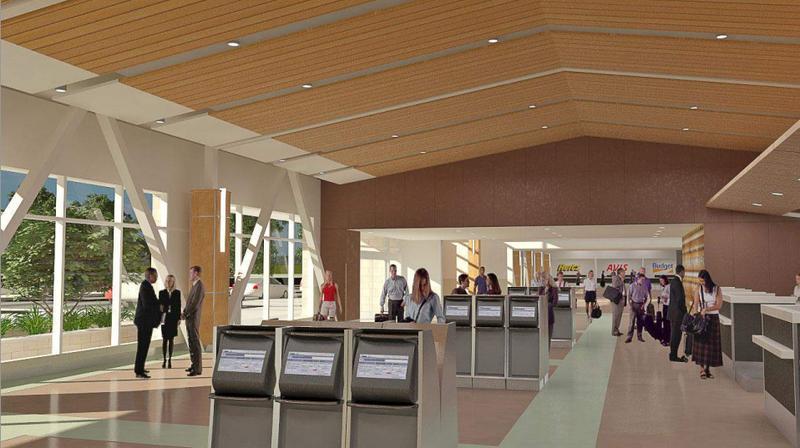 New terminal designs