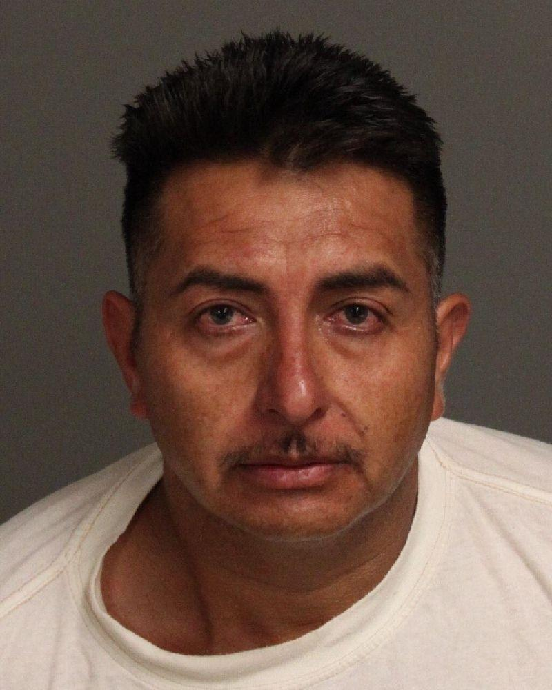 Santa maria man arrested on a charge of attempted - Luis martinez santamaria ...