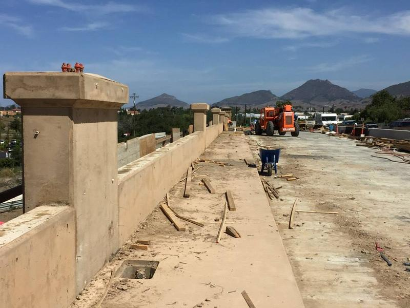 Projects like the recently-completed Los Osos Valley Road and Highway 101 interchange would likely not see adequate state support under the current funding crisis.