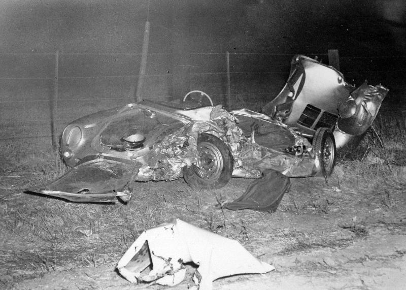 Listen How James Dean Crash Affected The Community Where