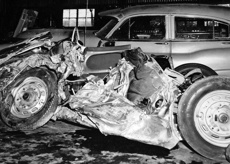 Listen How James Dean Crash Affected The Community Where