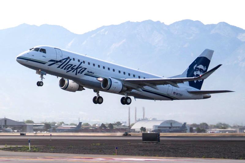 Daily nonstop service between Seattle and San Luis Obispo