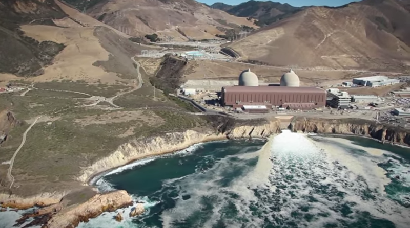 Diablo Canyon Power Plant.