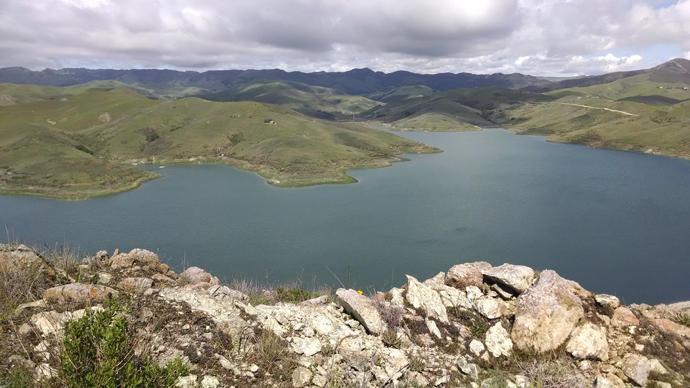 San Luis Obispo's Whale Rock Reservoir